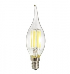 LED FLAMENT RETRO Spuldze E14 (C35) / VISIONAL LED BULB - 6W Filament / 3000 K (SILTA balta)  / аr spilgtuma regulešanu / Dimmable :: E14