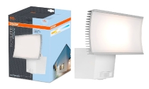 OSRAM LED āra gaismeklis ar sensoru NOXLITE 40W OUTDOOR LED HP / IP65 / 4052899918009 :: OSRAM LED Prožektori