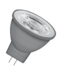 OSRAM LED лампочка MR11 GU4 2.9W / 2700K / Silti balta / 4058075813434 :: MR16 / G5.3  - 12V