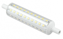 LED spuldze R7S 10W / 118mm / 360° / 1300lm :: R7S
