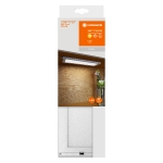LEDVANCE LED Panelis CABINET LED PANEL TWO LIGHT 30x10cm / 10W / 3000K 550LM / IP20 / 4058075268302 :: LED iekārtie paneļi